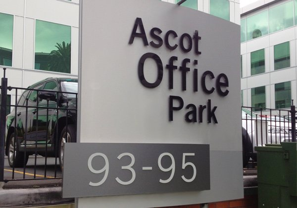 ascot-office-park-signage